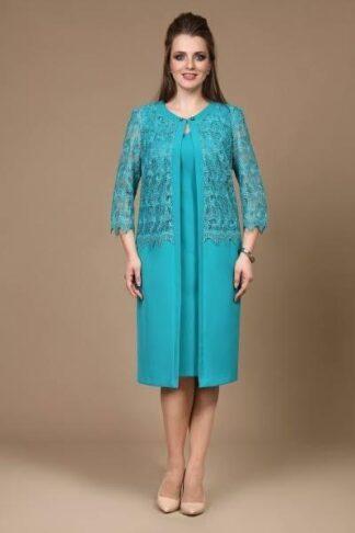 Сукня з піджаком Диомель 5523