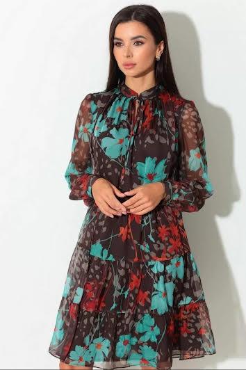 Сукня Кокетка 867